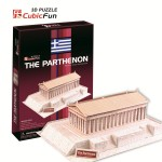 "3D Puzzle CubicFun "" The Parthenon"" με 25 Κομμάτια"