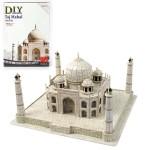 "3D Puzzle ""TAJ MAHAL"" με 55 Κομμάτια"