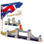 "3D Puzzle CubicFun ""Tower Bridge"" με 120 Κομμάτια"
