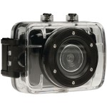 Action Κάμερα HD 720p με Οθόνη Αφής 2 Inches και Αδιάβροχη Θήκη CAMLINK CL-AC10