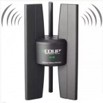 Adaptor Δικτύου Wi-Fi 300Mbps Ασύρματος Προσαρμογέας USB EDUP EP-N1567