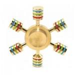 Anti Stress Fidget Spinner - Αγχολυτικό Παιχνίδι  Ανακούφισης Στρες - Capper