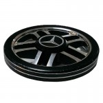 Anti Stress Fidget Spinner - Metallic Mercedes X-Long Turning Wheel