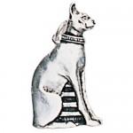 Bast Cat – Καρφίτσα Φυλαχτό για Προστασία και Εσωτερική Καθοδήγηση
