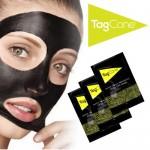 Black Mask Προσώπου για Καθαρισμό από Μαύρα Στίγματα Tagcone 18g