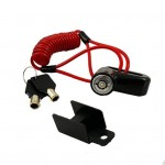 Ανθεκτική Κλειδαριά Δισκόφρενου για Ηλεκτρικά Πατίνια - Blaupunkt E-Scooter Lock ACE 400