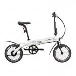 Αναδιπλούμενο eBike Blaupunkt Electric Bike 16'' CARLA 190 White - Οικολογικό Ηλεκτρικό Ποδήλατο