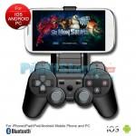 Bluetooth Gamepad Ασύρματο Χειριστήριο Παιχνιδιών για Android & Apple iOS Κινητά & Tablet