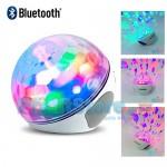 Bluetooth USB/SD Mp3 Player Φωτορυθμικό LED Color Ball USB/SD Mp3 Player Speaker Handsfree