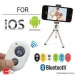 Bluetooth Wireless Remote Shutter - Φωτογραφίες selfies εύκολα, γρήγορα και πρακτικά