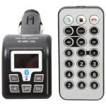 Original Bluetooth Ανοικτής Ακρόασης - USB/SD MP3 Player Αυτοκινήτου - Car FM Transmitter