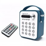Bluetooth Ηχείο USB/SD Mp3 Player Multimedia Speaker & Handsfree BULET P13