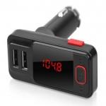 Bluetooth Αυτοκινήτου MP3 2X USB 2.1A ΒΤ719