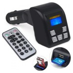 Bluetooth Ανοικτής Ακρόασης - USB/TF MP3 Player Αυτοκινήτου - Car FM Modulator