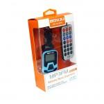 Αναμεταδότης FM - USB/SD/TF MP3 Player Αυτοκινήτου - Car FM Trasnmitter
