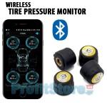 Bluetooth Ασύρματοι Αισθητήρες - Σύστημα Μέτρησης Πίεσης Ελαστικών σε App στο Κινητό Τηλέφωνο