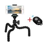 Bluetooth Χειριστήριο και Τρίποδο για Selfie Φωτογραφίες
