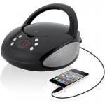 Boombox CD Player με AM/FM Ραδιόφωνο & AUX/MP3 είσοδο - GPX BC112B