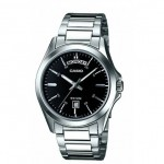 Ρολόι CASIO Collection Stainless Steel Bracelet MTP-1370D-1A1VEF