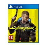 CD Project Cyberpunk 2077 PS4 & Συμβατό με PS5