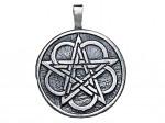 Celtic Pentagram – Φυλαχτό για Επίτευξη Στόχων