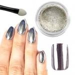Chrome Mirror Nails Extreme Effect Powder για Μεταλλικά Νύχια – Καθρέπτες