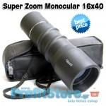 Compact Μονόκυαλο Super Zoom x16 με φακό 40mm