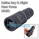 Compact Μονόκυαλο Near Focus 16x52 Helios Day & Night