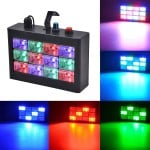 DJ RGB LED Dance Studio - Φωτορυθμικό Strobe Party Light YX-043