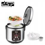 DSP® Ηλεκτρικός Πολυμάγειρας Φουρνάκι με Ψηφιακή Όθονη 5L - 700W KB5004