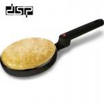DSP® Ηλεκτρική Κρεπιέρα 650W, Μαύρο - Crepe Maker KC3016