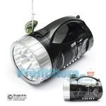 Digital Music Player-Recorder USB/SDcard - FM Radio και Φακός LED SONIKA SA-4004