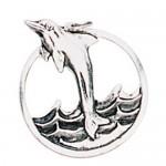 Dolphin – Καρφίτσα Φυλαχτό για Ελπίδα και Σωτηρία