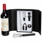 Domoclip Σετ Αξεσουάρ Κρασιού 5 τεμ. σε Πολυτελή Θήκη GS61