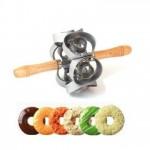 Donut Cutter - Μεταλλική Συσκευή Κοπής Ντόνατς