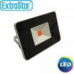 Extra Slim Προβολέας LED ExtraStar 20W με Κόκκινο Φως