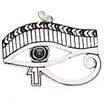 Eye of Horus – Καρφίτσα Φυλαχτό για Υγεία, Δύναμη και Προστασία