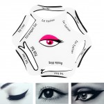 Eyeliner Stencil Kit για Εντυπωσιακό Μακιγιάζ Ματιών Smokey και Cat Eyes Look