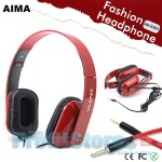Fashion Folding Over-Ear Stereo Headphones AIMA AM-8383