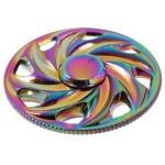 Fidget Spinner Μεταλλικό Κόσμημα - Anti Stress - Αγχολυτικό Παιχνίδι Χαλάρωσης