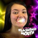 Φωτιζόμενο Μασελάκι - Flashing Mouth