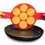 Αντικολλητικό Δαχτυλίδι - Φόρμα για Παρασκευή Pancakes