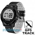 GPS Smart Watch Αδιάβροχο Ρολόι με Μετρητή Παλμών, Απόστασης, Βημάτων, Θερμίδων, Ύπνου, Sport Δραστηριότητες & Ειδοποιήσεις Κινητού - Activity Tracker