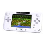 Gameboy Κονσόλα - Παιχνιδομηχανή με 208 Ρετρό Παιχνίδια – Family Pocket Digital Pad Λευκό