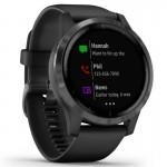 Garmin Vivoactive 4 Black/Slate GPS - Αθλητικό Smartwatch Activity Tracker