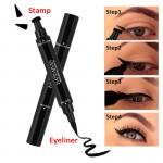 Glamza 2 in 1 Vampire Stamp Liquid Eyeliner - Στάμπα/Σφραγίδα & Υγρό Μολύβι Ματιών 2 σε 1