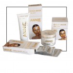 Gold Mask - Χρυσή Μάσκα Προσώπου για Λάμψη και Σφριγηλότητα ANNIE PARIS 75ml