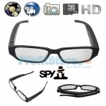 HD Γυαλιά Οράσεως με Κρυφή Κάμερα και Μικρόφωνο - Spy Camera Glasses 720p DVR-5VM
