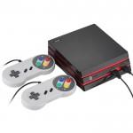HD Ρετρό Παιχνιδομηχανή με 320 παιχνίδια, Επέκταση με SD, 2 Χειριστήρια USB - HDMI - RCA Mini Game Console
