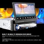 Hχοσύστημα Multimedia 1 din οθόνη 7″ MXC-1703AD